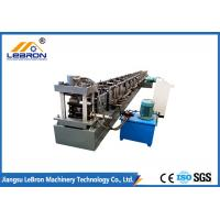 Buy cheap High Durability Upright Roll Forming Machine 8-12m/min Fast Forming Speed product