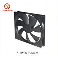 China 24V DC Brushless Fan For Oxygenator , High Speed Cooling Fan 180*180*25mm on sale