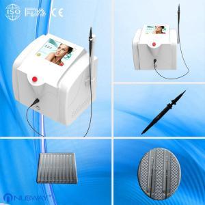 Super fast and amazing machine spider vein removal machine to do spider veins