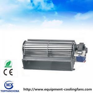 Buy cheap 65U series AC 220V small air conditioner cross flow fan, 65 x 300mm ventilation fan motor blower fan product