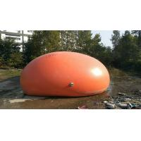 Buy cheap Large Capacity PVC Flexible Water Tank For Agriculture Use Tear Resistant product