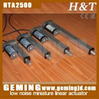 China linear guide 12v 24v linear actuator linear actuator 24v on sale