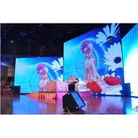 Buy cheap PH4mm Anti - Rust and Corrosion Duralumin LED Screen Rentals With Dynamic Driving Method product
