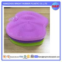 Buy cheap Different Colors Silicone Molded Parts For Daily Life Dishwashing Brush product