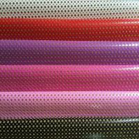 China OEM ODM Glitter Wall Fabric , Glitter Fabric Roll Long Durable No Fade on sale