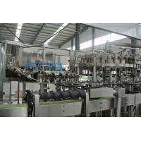 Buy cheap Auto Glass Bottled Water Filling And Capping Machine 1 Year Guarantee product
