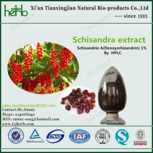 Buy cheap Schisandra chinensis P.E. product