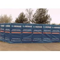 Buy cheap Temporary Noise Barriers Sound insulation Felt made EPDM(Ethylene PROPYLENE DIENE Monomer) product