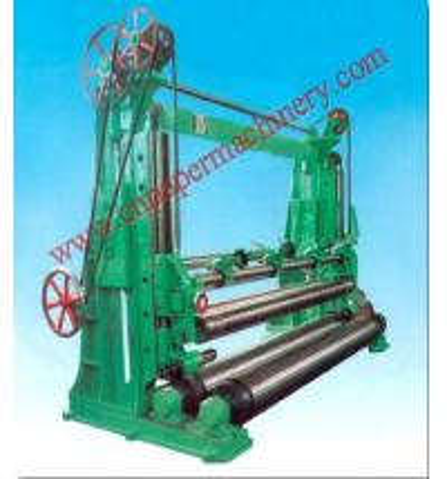 paper machine rewinder