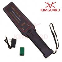 Buy cheap Airport Security Guard Metal Detector Wand Woodworking , Super Body Scanner from wholesalers