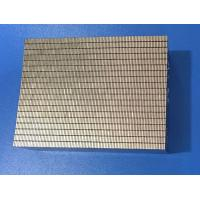Small Cube Permanent SmCo Strong Magnets Used in Electronics and Motors