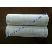China Low Filtration Precision Wire Mesh Tube Filter OEM Screen Defoaming Device / Oil Gas Separator on sale