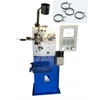 Buy cheap High Accuracy Compression Spring Machine 1200m / Min With CNC Control System product