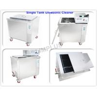 Buy cheap Industrial Ultrasonic Cleaning Machine Auto Maintenance For Heavy Oily Components Degrease product