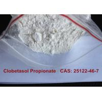 Buy cheap Anti Inflammatory & Immunosuppressive Corticosteroid Clobetasol Propionate Powder CAS: 25122-46-7 product