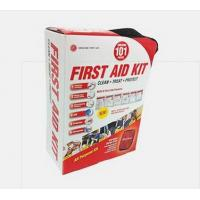China GFA  All-purpose First Aid Kit, Soft Case with Zipper,101 -Piece Kit, Color Varies on sale
