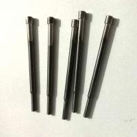 Buy cheap Two Stepped Straight Ejector Pins High Speed Steel Material With DIN Standard product