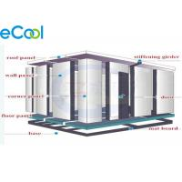 Buy cheap Long Life Multi Commodity Cold Storage / Industrial Cold Storage System product