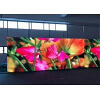 Buy cheap Flat Screen P5 Indoor Led Display , RGB / Large Led Tv Advertising Displays product