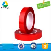 Buy cheap heat resistant high adhesion double sided tape/ pe foam tape product