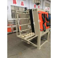Buy cheap Dustless Glass Bead Blasting Equipment Computer Shell Foot Valve Support product