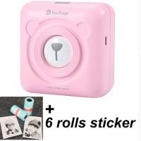 Buy cheap NEW Portable Bluetooth 4.2 Printer Phone Photo Pocket Sticker Bill Thermal from wholesalers