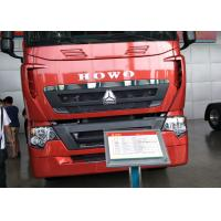 Buy cheap 4x2 Howo Tractor Truck , Prime Cargo Movers With 336HP Horse Power Engine product