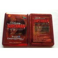 Quality MMC African Superman sexual Pills Best Erection Natural Male Performance Enhancers for sale