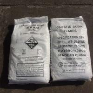 China FREE Sample Alkali Food Grade Sodium Hydroxide Flakes 99% 98% Flake Caustic Soda 96% Price on sale