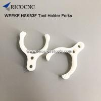 China HSK63F Tool Changer Grippers for HOMAG WEEKE CNC Router Machine on sale