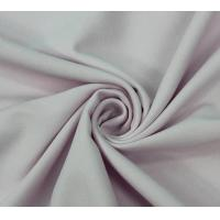 Plain Dyed  100% Polyester Pongee Fabric 240T Customized Color 75 * 75D