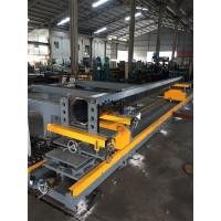 Buy cheap Tapered Power Pole Welding Machine Fit Up Table Pole Body And Flange Welding from wholesalers