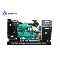 Buy cheap 100kVA Cummins Diesel Generator Standby Open Generator Sets IP23 Protection from wholesalers