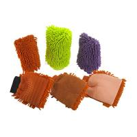Buy cheap Exfoliating Hand Gloves Body Scrub Mitts Super Water Absorptivity product
