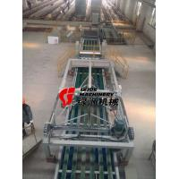 Buy cheap Professional Magnesium Oxide Board Production Line Automatic Flying Saw product