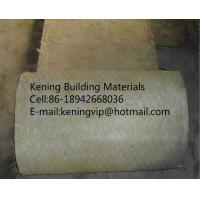 Buy cheap High temperature resistance rockwool insulation blanket for boiler product