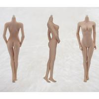 China 1:6 Semaless Female body  Pink Skin Middle Breast on sale
