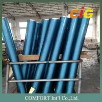 China Soft PVC Clear Sheet of 100% PVC With Many Different Width And Colors Used For Goods Packing 1m to 2m Width on sale