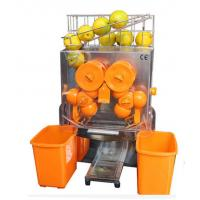 Buy cheap Automatic Feed Orange Juicer Machine Bar Citrus Juice Extractor 120W from wholesalers