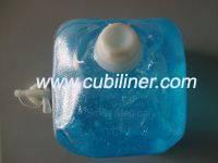 ultrasound gel cubitainer