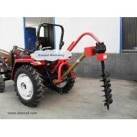 Buy cheap Post hole digger with augers 4
