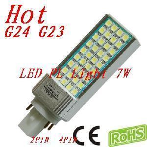 Buy cheap 7W LED Pl Bulb (FXPLG24-7W) product