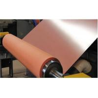 Buy cheap 70um width Electrolytic HTE Copper Foil / Copper Sheet Roll product