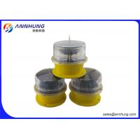 Buy cheap Runway Edge Lighting / Solar Powered Runway Lights Recyclable Batteries product