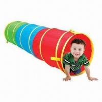 Buy cheap Find Me Pacific Play Tent, Multicolor, with 6 Tunnels product