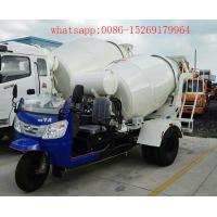 Buy cheap 5-wheel 28-32hp 2m3 mini concrete transit mixer truck product