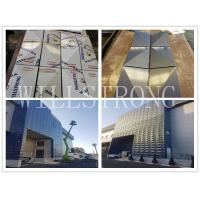 Quality 3D chameleon aluminum composite panel thickness 4mm aluminum thickness 0.4mm for sale