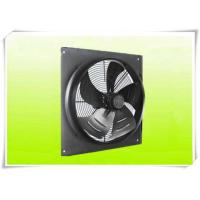 Industrial Axial Flow Fans : Ywf axial fan with square plate v explosion proof