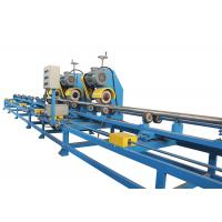 Buy cheap Big Diameter Metal Tube Polishing Machine 0–6 M/Min Input Speed Safety Operation product