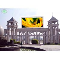 Buy cheap DIP 1/4 scanning stadium Outdoor Full Color LED Display advertising 10mm Pixel pitch product